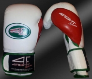 4Fight Boxkesztyű (13) (10 oz bőr) SPECIAL HUN