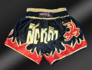 4Fight Thai-Box Short (042) - Thai Gekko (XS)