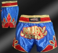 4Fight Thai-Box Short (056) - Patpong (XL)