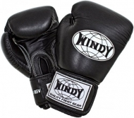 Windy Muay Thai Boxkesztyű (BGV-BL) (12 oz)