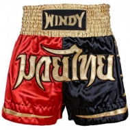 Windy Muay Thai Short (BSW-G) (M)