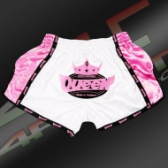 QUEEN Thai-Box Short (QTBS-8) -L-