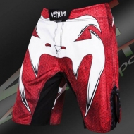 Venum MMA Short (002) (S) AMAZONIA RED DEVIL