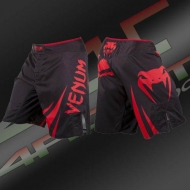 Venum MMA Short (011) (XS) CHALLENGER RED DEVIL
