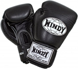Windy Muay Thai Boxkesztyű (BGV-BL) (10 oz)