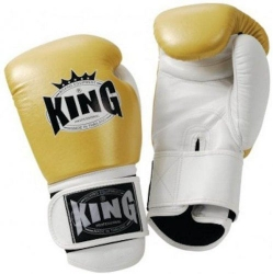 King Gold Muay Thai Kesztyű (12 oz) f0e0f5dc8c